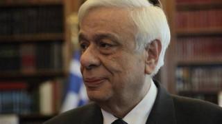 Προκόπης Παυλόπουλος: «Αυτό που μας ανήκει δεν πρόκειται να το παραχωρήσουμε ποτέ»