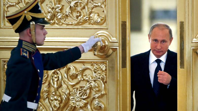 Κρεμλίνο: Η Ρωσία πρέπει να αποτρέψει τη διάλυση της Συρίας
