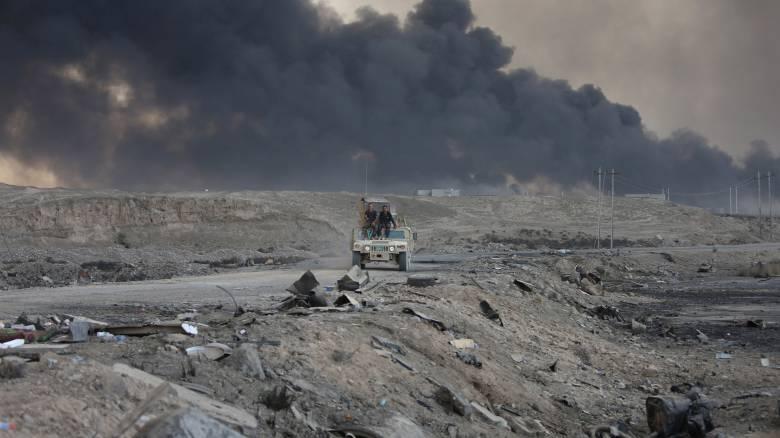 Ιρακινός αξιωματούχος: Το Ιράκ δεν επιθυμεί συμμετοχή της Τουρκίας στη Μοσούλη