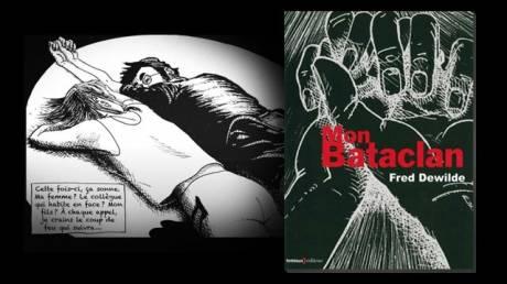 «Το δικό μου Μπατακλάν»: Το κόμιξ που δεν υποκύπτει στον φόβο