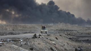 Ρωσία: «Έγκλημα πολέμου» του διεθνή συνασπισμού ο θάνατος αμάχων κοντά στο Κιρκούκ