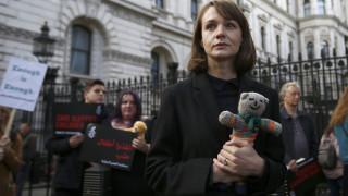 Λονδίνο: Διαδήλωση για τα παιδιά στο Χαλέπι (pics)