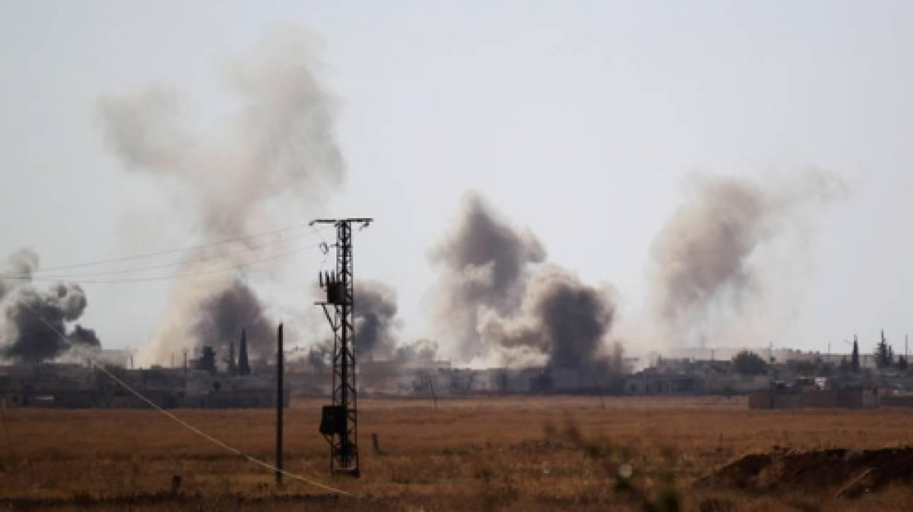Πυρά ακούστηκαν και πάλι στο Χαλέπι μετά τη λήξη της κατάπαυσης του πυρός