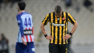 Super League: λευκή ισοπαλία για ΑΕΚ και Πανιώνιο στο ΟΑΚΑ