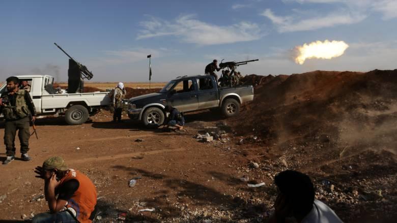 Χαλέπι: Η εκεχειρία έληξε, οι μάχες άρχισαν