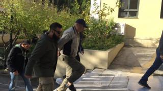 Στον εισαγγελέα ο 60χρονος δολοφόνος των Αμπελοκήπων (vid)