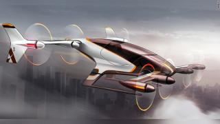 To αεροταξί του μέλλοντος αποκάλυψε η Airbus