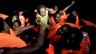 Σικελία: Περισσότεροι από 3.300 πρόσφυγες και μετανάστες διασώθηκαν τα τελευταία 48ωρα
