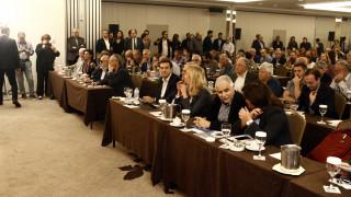 Η νέα δομή της Πολιτικής Γραμματείας του ΣΥΡΙΖΑ