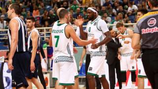 Α1 μπάσκετ: υπό το βλέμμα του Τσάβι Πασκουάλ ο Παναθηναϊκός νίκησε τον Κόροιβο