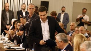 Ολοκληρώθηκε η ΚΕ του ΣΥΡΙΖΑ