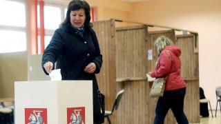 Το κεντρώο LGPU αναδεικνύεται πρώτο κόμμα στις βουλευτικές εκλογές της Λιθουανίας
