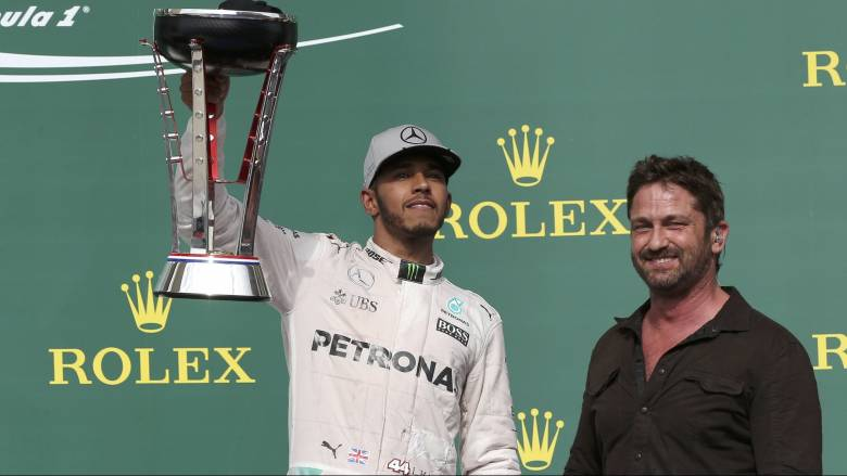 F1: ο Χάμιλτον νίκησε στις ΗΠΑ και ελπίζει ακόμη για τον τίτλο