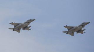 Διπλή τουρκική πρόκληση στο Αιγαίο. Ζεύγη F-16 πάνω από Ζουράφα και Παναγιά