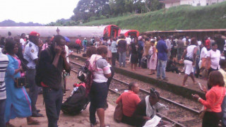 Στους 79 οι νεκροί από τον εκτροχιασμό τρένου στο Καμερούν