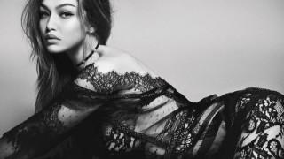 Η Gigi Hadid, αισθησιακή βασίλισσα της δαντέλας στη Vogue Japan