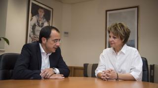Συντονισμός Λευκωσίας–Αθήνας για το θέμα της ασφάλειας και των εγγυήσεων