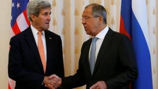 Τα ξαναλένε για το Χαλέπι Κέρι και Λαβρόφ