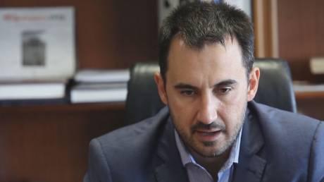 Νέα ΕΣΠΑ: Έρχονται νέες προσκλήσεις. λέει ο Αλ. Χαρίτσης