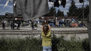 Ηλεία: Πεδίο μάχης προσφυγικός καταυλισμός στη Μυρσίνη
