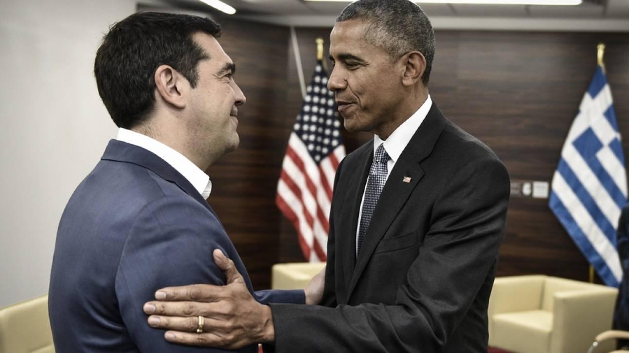 Λευκός Οίκος: O Ομπάμα στην Αθήνα στις 15 Νοεμβρίου