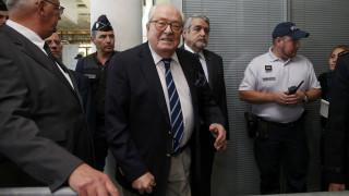 Δίωξη στον Λεπέν για υποκίνηση ρατσιστικού μίσους μετά την άρση της ασυλίας του