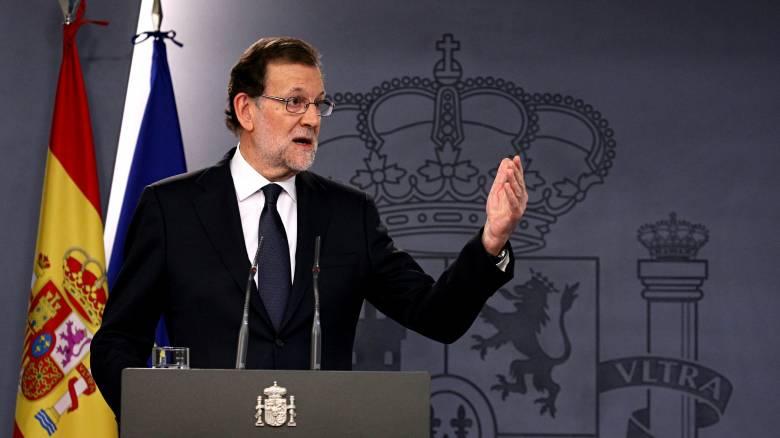 Ισπανία: Ο Ραχόι έλαβε εντολή σχηματισμού κυβέρνησης