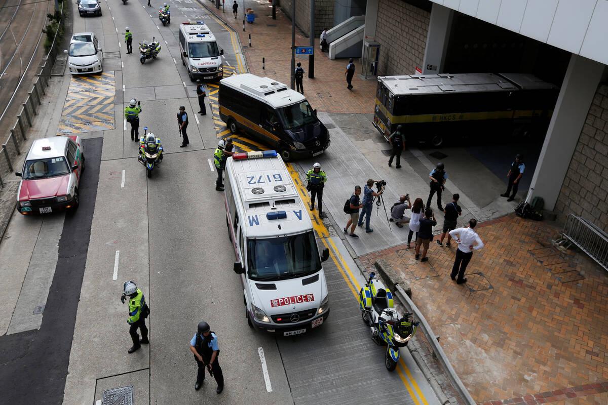 Jutting police 2016 10 25T022027Z 1424373724 S1AEUIXQULAB RTRMADP 3 HONGKONG MURDER