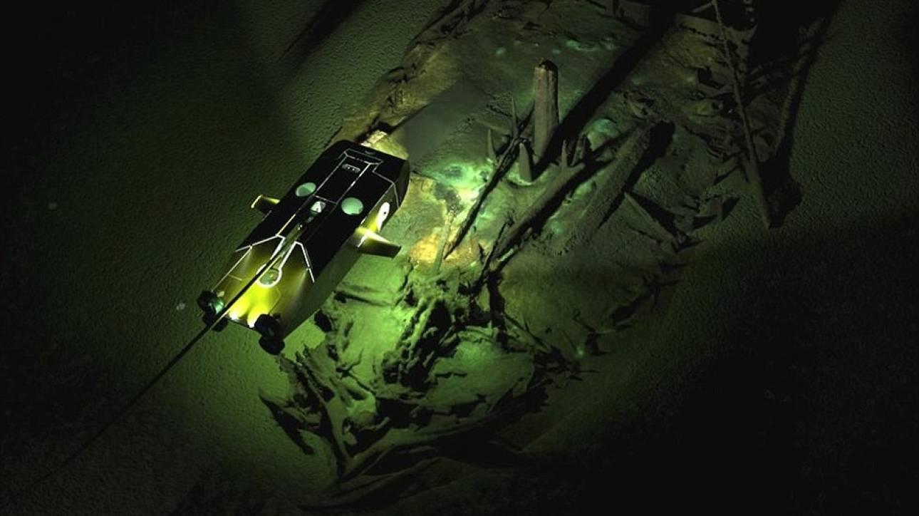 Βυζαντινά ναυάγια βρέθηκαν στον σκοτεινό βυθό της Μαύρης Θάλασσας (pics)