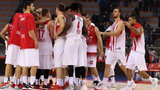 Νίκες για Ολυμπιακό, ΑΕΚ και ΠΑΟΚ σε Euroleague και Champions League του μπάσκετ