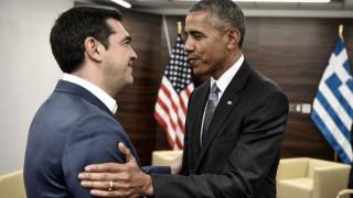 Μαξίμου: Χρέος, Κυπριακό και προσφυγικό θα συζητήσουν Τσίπρας-Ομπάμα