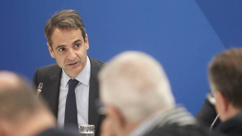 Κ. Μητσοτάκης: Δέσμευσή μας η μείωση της φορολογίας κατά 2 δισ. ευρώ
