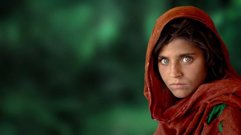 Συνελήφθησαν τα ...«πράσινα μάτια» του National Geographic