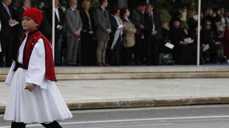 Κυκλοφοριακές ρυθμίσεις σε Αθήνα και Πειραιά για την 28η Οκτωβρίου