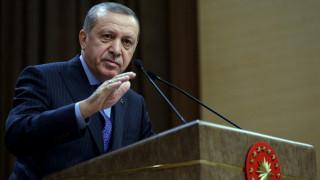 Ερντογάν: Εκκαθάριση της συριακής Μανμπίτζ από τους Κούρδους το συντομότερο