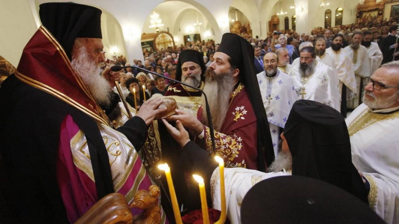 """Ιερώνυμος: η Εκκλησία """"γεννάει"""" τους πολίτες, δεν τους χωρίζει"""