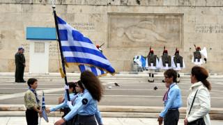 Το πρόγραμμα του εορτασμού της 28ης Οκτωβρίου στην Αθήνα