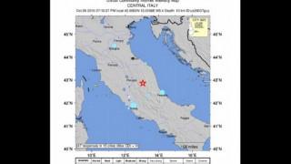 Ισχυρός σεισμός μεγέθους 5,3R στην Περούτζια: Φόβοι για νεκρούς και τραυματίες