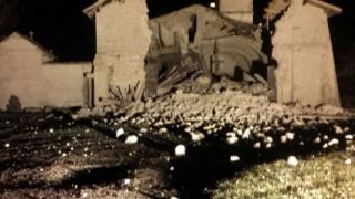 Δεύτερος και ισχυρότερος σεισμός 5,9R κοντά στην Περούτζια (pic&vid)