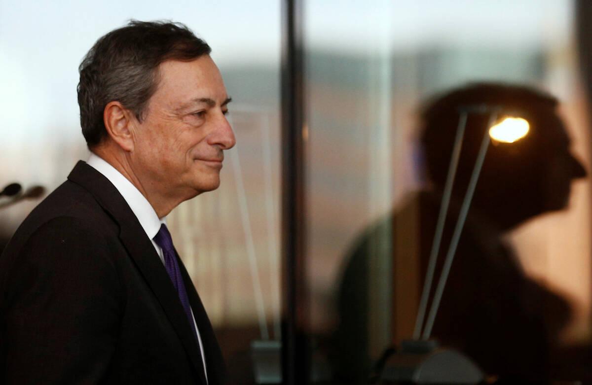 Draghi shadow 2016 09 28T140723Z 309492398 D1BEUDXIQTAA RTRMADP 3 ECB GERMANY