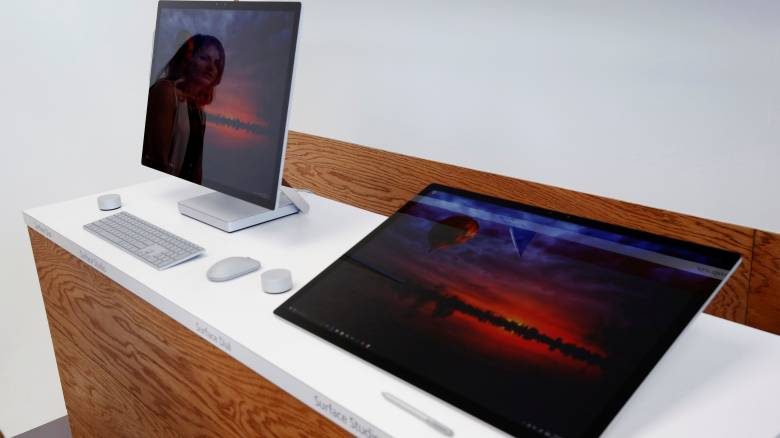 Αυτός είναι ο πρώτος επιτραπέζιος υπολογιστής της (desktop) Microsoft