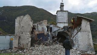 Σεισμός Ιταλία: Δεν υπάρχουν Έλληνες μεταξύ των τραυματιών