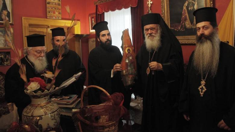 Ιερώνυμος - Τσίπρας στον Άη Στράτη για την 28η Οκτωβρίου
