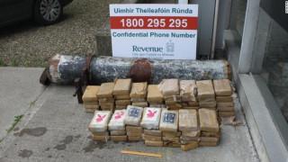 Ιρλανδία: Ξεβράστηκε τορπίλη με κοκαΐνη αξίας 5 εκατ. ευρώ!
