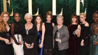 Oι γυναίκες κατακτούν το Χόλιγουντ στη γιορτή του ELLE