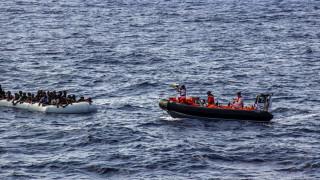 Περίπου 100 πρόσφυγες αγνοούνται από την Τετάρτη στη Μεσόγειο