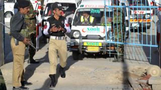 Έξι συλλήψεις στο Πακιστάν για τη δολοφονία ζευγαριού