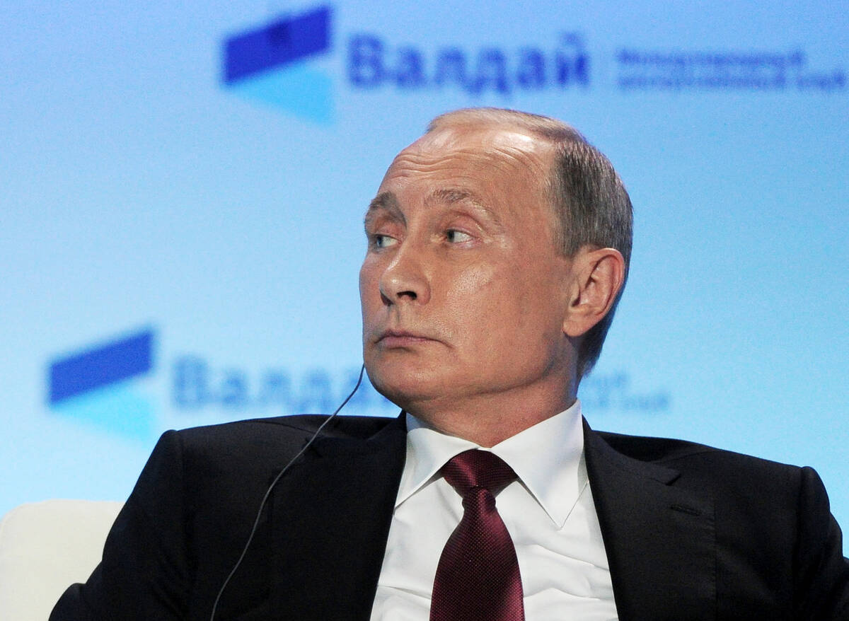 Putin Valdai face 2016 10 27T155019Z 390070679 S1AEUJKGHNAA RTRMADP 3 USA ELECTION PUTIN TRUMP