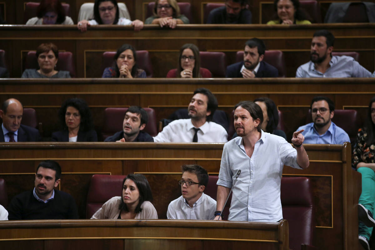 Iglesias dome 2016 10 27T184727Z 1810102298 D1BEUJKWAHAB RTRMADP 3 SPAIN POLITICS