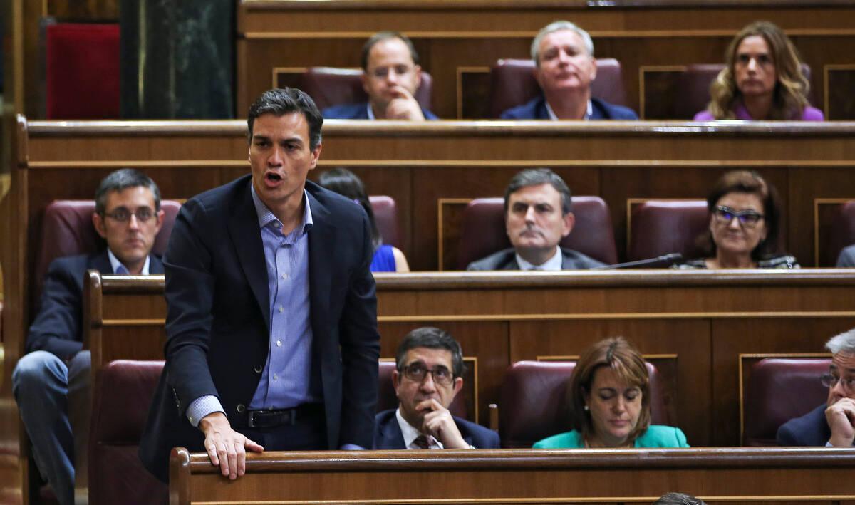 Sanchez dome 2016 10 27T184727Z 120810062 D1BEUJKWAHAA RTRMADP 3 SPAIN POLITICS